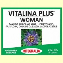 Vitalina Plus Woman - 30 cápsulas - Integralia