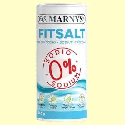 Fitsalt Sal sin Sodio - 250 gramos - Marnys