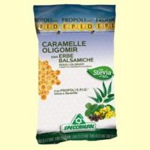 Caramelos Oligomir Propóleo - 24 caramelos - Specchiasol