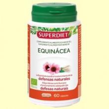 Equinácea Bio - Defensas Naturales - 60 cápsulas - Super Diet