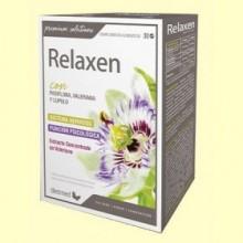 Relaxen con Valeriana y Pasiflora - 30 comprimidos - Dietmed