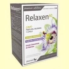 Relaxen con Valeriana y Pasiflora - 60 comprimidos - Dietmed