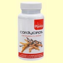 Cordyceps - Vitamina C y Selenio - 60 cápsulas - Plantis