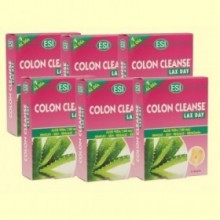 Colon Cleanse Lax Day - Pack 6 x 30 tabletas - Laboratorios ESI