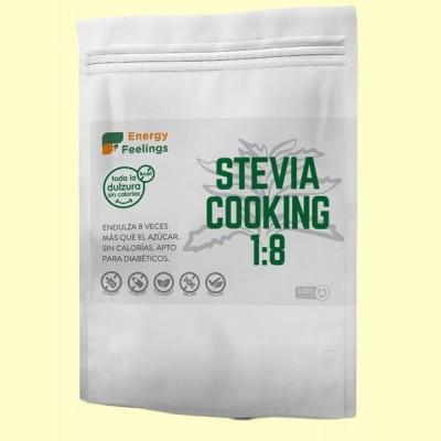 Stevia Cooking 1:8 - 200 gramos - Energy Feelings