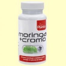 Moringa y Cromo - 60 cápsulas - Plantis