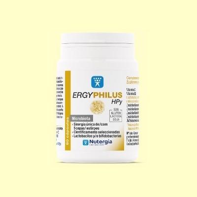 Ergyphilus HPy - 60 cápsulas - Nutergia