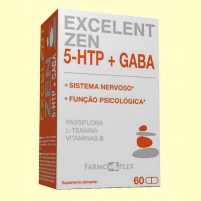Excelent Zen - 60 cápsulas - Biover