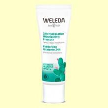 24h HydraLotion Hidratación y Frescura - 30 ml - Weleda