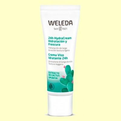 24h HydraCream Hidratación y Frescura - 30 ml - Weleda