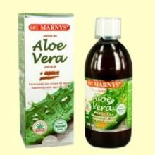 Jugo de Aloe Vera - 500 ml - Marnys