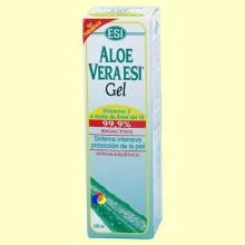 Gel de Aloe Vera con Vitamina E y árbol del Té - 100 ml - Laboratorios ESI