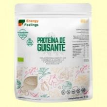 Proteína de Guisante Eco Vainilla - 1 kg - Energy Feelings