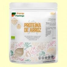 Proteína de Arroz Eco Vainilla - 1 kg - Energy Feelings