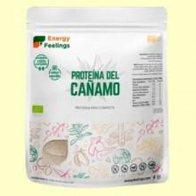 Proteína de Cañamo Eco Vainilla - 1 kg - Energy Feelings