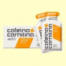 Cafeína Carnitina - 14 geles - Soria Natural