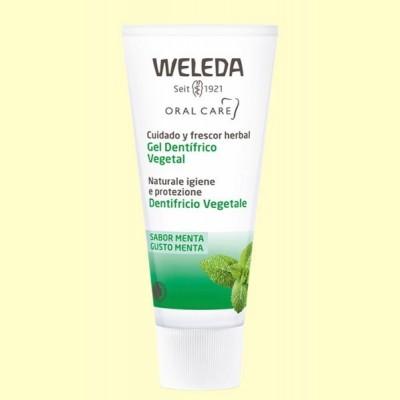 Gel Dentífrico Vegetal - 75 ml - Weleda