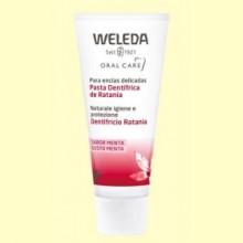 Pasta dentrifica de Ratania - 75 ml - Weleda