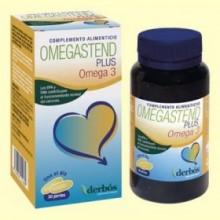 Omegastend Plus Omega 3 - 30 perlas - Derbós
