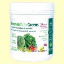 Ferment Activ Greens - 80 gramos - Sura Vitasan