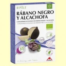 Rábano Negro y Alcachofa Bio - 20 ampollas - Bipole