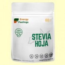 Stevia Hoja - 250 gramos - Energy Feelings