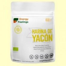 Harina Raíz de Yacón Eco - 200 gramos - Energy Feelings
