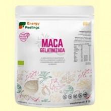 Maca Gelatinizada Eco - 500 gramos - Energy Feelings