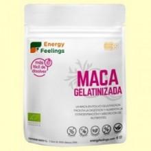 Maca Gelatinizada Eco - 200 gramos - Energy Feelings