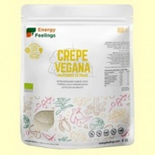 Crepe Vegana Eco - 500 gramos - Energy Feelings