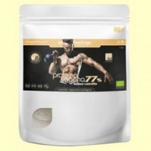 Organic Proteína Vegetal Vainilla Eco 77% - 1 kg - Energy Feelings