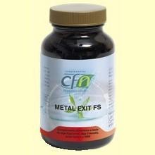 Metal Exit FS - 90 cápsulas - CFN