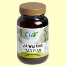 Jia Wei Xiao Yao Pian - 60 cápsulas - CFN