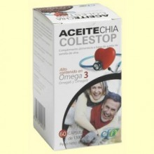 Aceite de Chía Colestop - 60 cápsulas - CFN
