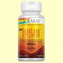 Small New Body Lean - 30 cápsulas - Solaray