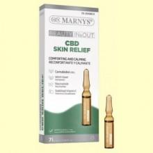 CBD Skin Relief - 7 ampollas - Marnys