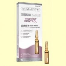 Pigment Control - 7 ampollas - Marnys