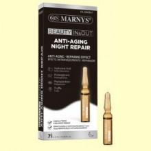 Anti Aging Night Repair - 7 ampollas - Marnys