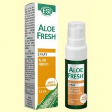 Aliento Fresco Spray Regaliz - 15 ml - ESI Laboratorios
