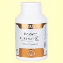 Holovit PureWay C - Vitamina C - 180 cápsulas - Equisalud
