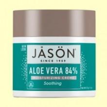 Crema Aloe Vera 84% + Vitamina E - 113 gramos - Jason