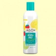 Champú Kids Only Infantil - 517 ml - Jason