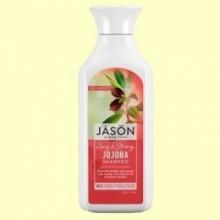Champú Jojoba Natural Cabello Graso - 473 ml - Jason