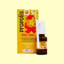 Própolis spray oral - 15 ml - Gricar