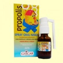 Própolis Spray Oral Niños - 15 ml - Gricar