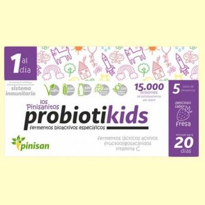 Probiotikids - 20 sobres - Pinisan