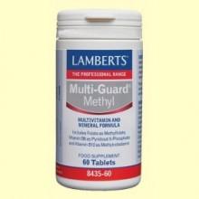 Multi-Guard Metil - 60 tabletas - Lamberts