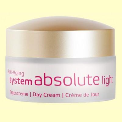 System Absolute Crema de Día Light - 50 ml - Anne Marie Börlind
