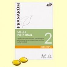 Oléocaps + 2 Salud Intestinal Bio - 30 cápsulas - Pranarom
