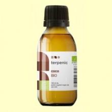 Aceite de Coco Virgen Bio - 100 ml - Terpenic Labs
